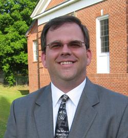 Robbie L. Gibson, Senior Pastor